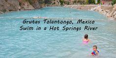 Grutas Tolantongo, #Mexico - Swim in a Hot Springs River