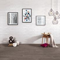 Betonstil Duet Light Matt Porcelain tiles are perfect for thos wanting to create a modern ambiance in their home. Gallery Wall, Wall, Nordic Style, Tiles, Metro Subway, Color Design, Tile Design, Home Decor, Kids Rugs