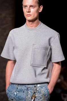Tillmann Lauterbach S/S 2015 Menswear Paris Fashion Week