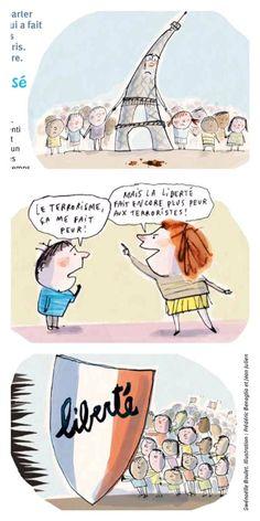 ¿Como explicar el terrorismo a nuestros hijos?