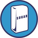 Check out Sugar & Sweeteners coupons, listed all in one place! Grocery Coupons, Lululemon Logo, All In One, Sugar, Check