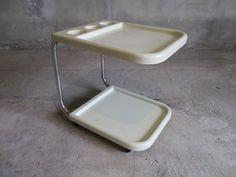 Online veilinghuis Catawiki: Vintage serveerwagen / bar trolley