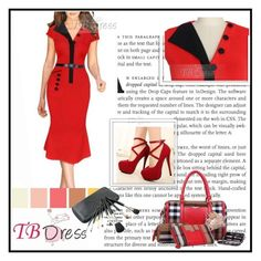 """TBDRESS 17"" by djulovic-mirela ❤ liked on Polyvore featuring moda e Laura Mercier"