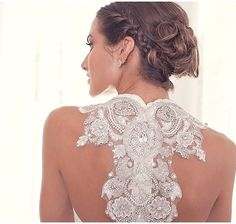 beautiful back detail! x