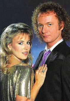 Anthony Geary and Genie Francis (unknown, early 90s)