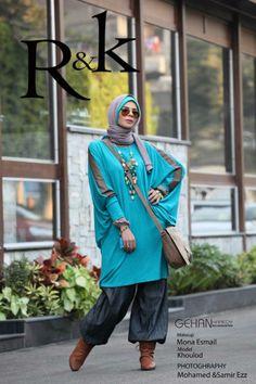 My Hijab And my Fashion: Accessories designer Gehan Haredy handmade accessories2013 -2013