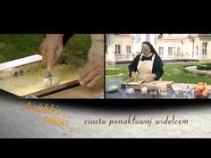Placek z jabłkami i budyniem Vegan Ramen, Polish Recipes, Ramen Noodles, Apple Cake, Coffee Cake, Cake Cookies, Allrecipes, Cooking Recipes, Sweets