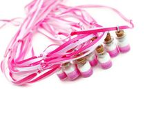 Pink Fairy Necklaces Fairy Party Pink Fairy Party Favor