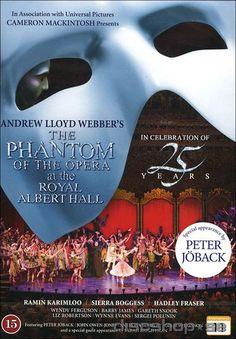 Londonföreställning från 2011, med special appearance by Peter Jöback.