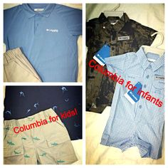 Super cute Columbia children's clothing- call today to order 229-896-4848.