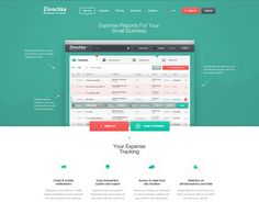 Zinochka – Expense reports for small business. The system allows you to create and monitor company spends. We designed nice responsive interface for service and corporate site of project (home page, registration, etc...). In general was designed more than…