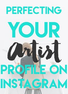 (Pre-S: I expanded this article and made it into a video class on Skillshare. If you're a visual learner, you can check it out here!) Instagram is one of the best ways to promote your art online and connect with patrons and/or fans of your work.It's fun, quick, and can definitely help you sell more...