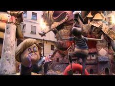 Las Fallas - La fiesta de la primavera en Valencia | Euromaxx