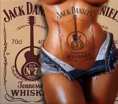Jack Daniels ️LO I would have to put in another spot! But I love it!