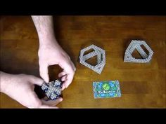 Tutorial: Caged Cube (Zen Magnets) - YouTube