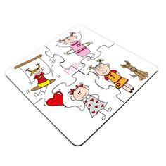 Le puzzle personnalisable pour enfants