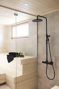 Asuntomessut 2018: Materiaalipoimintoja ja yksityiskohtia - Pihkala Bathtub, Iso, Home Decor, Standing Bath, Bathtubs, Decoration Home, Room Decor, Bath Tube, Home Interior Design
