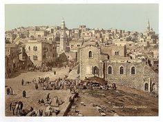 Bethlehem Market, ca. 1900