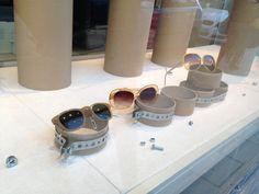 Window Display Sunglasses - Bågar & Glas Stockholm