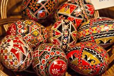 Bucovina...the land of Easter art | by Dragos Cosmin- Getty Images Artist