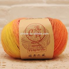 Jiangsu Haite Fashion Co. Hand Knitting Yarn, Wool Yarn, Iceland, Rainbow, Fancy, Detail, Colors, Fashion, Ice Land