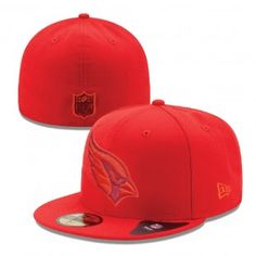 Arizona Cardinals New Era NFL Tonal Pop Basic 59Fifty Hat (Red)
