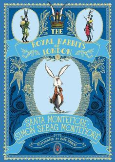 The Royal Rabbits of London by Simon Sebag Montefiore. *Available to download FREE from Doncaster Libraries* Shylo has always been the runt of the litter, the weakest and quietest of all of his family, his siblings spend their days making fun of him for not being like the rest of them. But when Shylo stumbles across a band of ratzis and overhears their evil plan to take a photo of the Queen in her nightie....