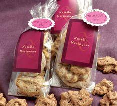 DIY Gift Idea: Nutella Meringues