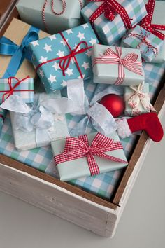Passing on traditions: The emergency present drawer — The Simple Things