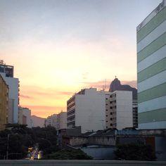 No meio do concreto, o coração do Rio - Botafogo