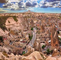 Cappadocia, Turkki