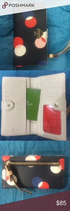 Kate Spade wallet Kate Spade wallet lovely very unique kate spade Bags Wallets