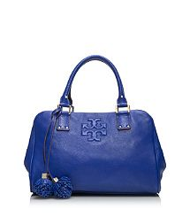 Thea Satchel. Tory Burch handbags, find them on eBay, brought together for you in one convenient site! Time and money savings! www.womensdesignerhandbag.com