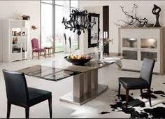 Selva, dining table Eleganza