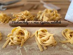 (2) Tésztaműhely - olasz házi tészta készítés I Gyúrás, metéltek - YouTube Ravioli, Icing, Desserts, Youtube, Food, Lasagna, Tailgate Desserts, Deserts, Essen