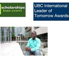 2018 UBC International Leader of Tomorrow Awards for Undergraduate in Canada, andYour nomination package must be postmarked byNovember 15, 2017;You must complete theonline application for academic admission to UBC no later thanDecember 1, 2017.You must meet UBC'sEnglish Language Admission StandardbyJanuary 31, 2018. University of British Columbia offers undergraduate award for international students.