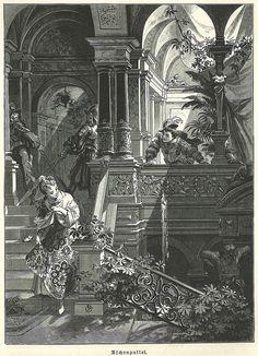 Cinderella -- P. Grot Johann -- Fairytale Illustration