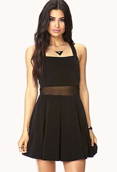 Forget Me Not Mesh Dress from Forever Shop more products from Forever 21 on Wanelo. Mesh Dress, Dress Up, Nice Dresses, Dresses With Sleeves, Forever 21 Dresses, Fit Flare Dress, Ideias Fashion, Casual Outfits, Style Inspiration