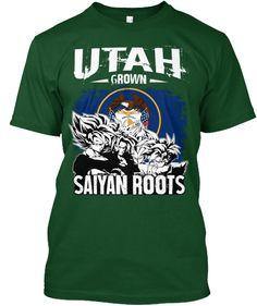 Super Saiyan Short Sleeve Shirt - TS00162SS