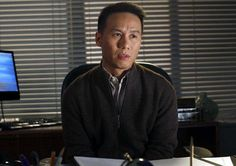 """Dr. George Huang (B.D. Wong) """"Law and Order: Special Victims Unit"""" (1999) (12/11/11)"""