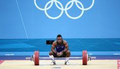 Haltérophilie : double échec - L'équipe de France Olympique aux JO de Londres 2012