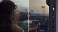 Thought-Provoking Interactive Film Shows Two Versions of Life in 2045 - Interactive (image) - Creativity Online Webby Awards, Brand Campaign, Display Ads, Digital Storytelling, Spots, Print Ads, Some Pictures, Thought Provoking, Videos
