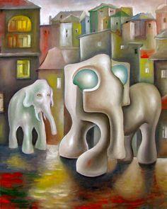 """TOMASZ DUDEK : """"przyjaciel słonia"""""""