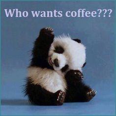 Who wants coffee??