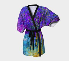 02665 Kimono Robe by designsbyjaffe on Etsy