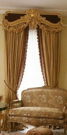 Luxury Curtains, Modern Curtains, Drapes Curtains, Valances, Window Cornices, Window Coverings, Window Treatments, Cornice Box, Classic Curtains