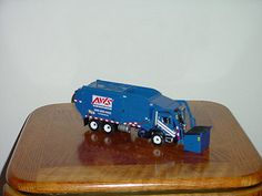 Toy waste management garbage trucks yahoo image search for Tonka mighty motorized cement mixer