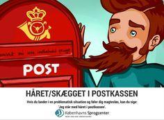 rsz_ordsprog_paa_dansk_-_kbh_sprogcenter10 Disney Characters, Fictional Characters, Scandinavian, Jokes, Classroom, Teacher, Country, Reading, Languages