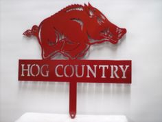 Hog country