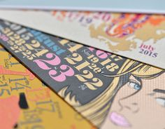 """Check out new work on my @Behance portfolio: """"Retro Calendar"""" http://on.be.net/1KgpDV0"""